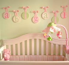 baby nursery creative hanging decorations as room decors full size of pink animal crib hanging toy pink nursery name letters pink wooden laminate baby