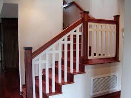 home depot interior stair railings stair railing indoor interior ideas wood designs kits home depot ra