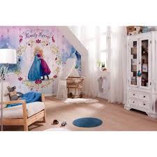 chambre reine des neiges photo murale reine des neiges