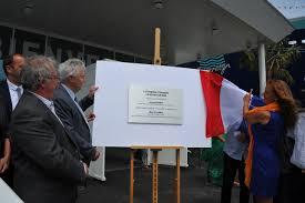 chambre de commerce var inauguration du terminal croisières la seyne sur mer cci var
