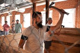 two ax throwing venues swing into denver u2013 the denver post