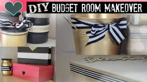 bedroom makeover on a budget diy room makeover on a budget youtube
