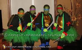 ninja turtle spirit halloween 75 coolest homemade ninja turtles costumes for all ages