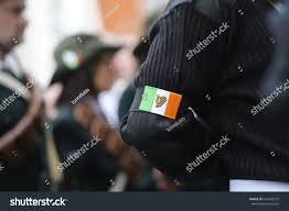 Flag Of Dublin Ireland Dublin Ireland March 26 2016 Republican Stock Photo 667426327