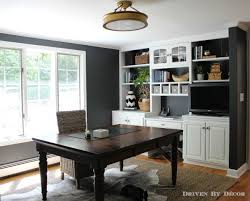 favorite black and charcoal gray paint colors office paint