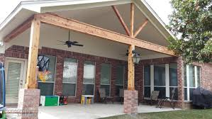 Outdoor Covered Patio by Outdoor Covered Patio Builders In Houston Stonecraft