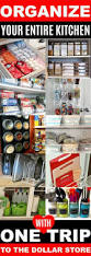 20 clever dollar store organization ideas to declutter your