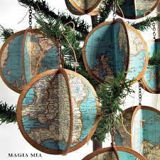 globe map atlas ornament maps map craft map