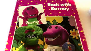 marvelous barney and the backyard gang rock with barney part 10