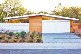classic eichler renovated into a naturally cooled home that blends
