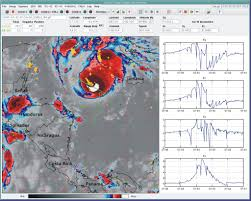 Lightning Maps Electric Hurricanes Science Mission Directorate