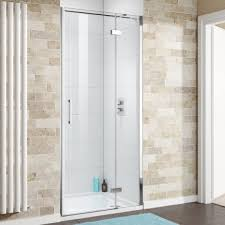 1200mm Shower Door 8mm Premium Easyclean Hinged Shower Door