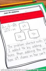 addition and subtraction word problems by problem type resource