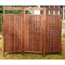 Outdoor Privacy Screens For Backyards Best 25 Outdoor Privacy Ideas On Pinterest Privacy Trellis