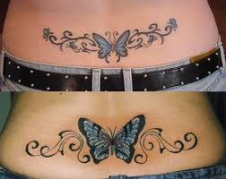 meaning of butterfly on lower back butterfly designs amazing
