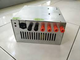 convert an atx power supply into a regular dc power supply 9