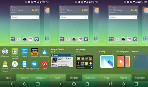 lg home launcher apk lg home 4 0 is available and a concession for g5 owners android