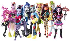 monster freaky fusion hybrid dolls canadian mom reviews