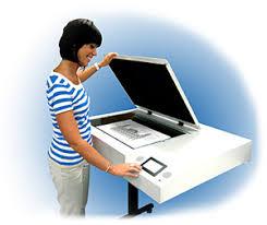 large bed scanner widetek 25 wide format flatbed scanner