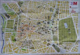 Cordoba Spain Map by Maps Update 1200723 Madrid Spain Tourist Attractions Map U2013 15
