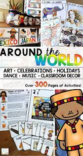 around the world bundle holidays and decor