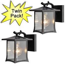 rubbed bronze light fixtures oil rubbed bronze outdoor twin pack light fixtures 73475