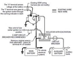 how to wire deka dw08771 battery isolator etrailer com