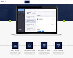 html5 bootstrap one page theme