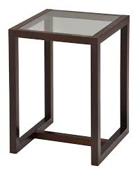 frosted tempered glass table top walnut wood frosted tempered glass top modern 18 square side end
