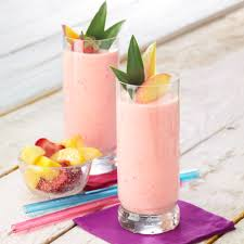 cosmopolitan recipe staggering a luscious lunch time frozen fruit yogurt smoothie for