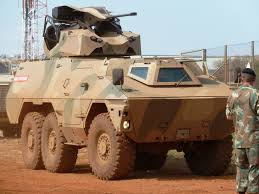 armoured fighting vehicle rg35 6x6 multi purpose mine blast