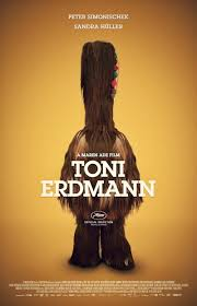 alternative poster for toni erdmann maren ade germany 2016