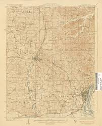 Independence Ohio Map by