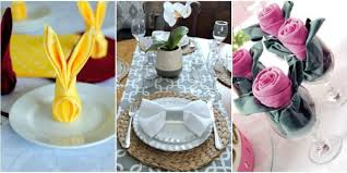 16 pretty and easy napkin folds for every occasion folding napkins