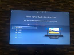 home theater system connect to tv sonos playbar samsung smart remote setup 2016 njc media