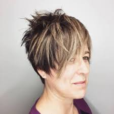 short edgy haircuts for square faces 38 chic short hairstyles for women over 50