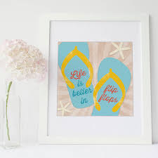 Flip Flop Wall Decor Lovely Flip Flop Wall Art 66 For Lime Green Metal Wall Art With