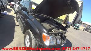 97 lexus lx450 ac compressor parting out 1998 lexus lx 470 stock 7288yl tls auto recycling