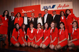 airasia uniform top 10 airlines for beautiful air hostesses