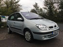 used renault megane scenic cars for sale motors co uk