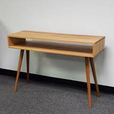 Mid Century Modern Sofa Table by Side U0026 Accent Tables Flint Alley Furniture