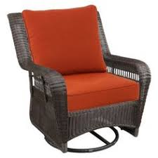Threshold Belvedere Patio Furniture by Threshold Belvedere Wicker Patio Swivel Club Chair Outdoor Oasis