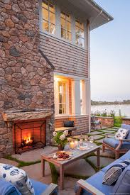 a cape cod shingle style home turns on the charm boston design guide