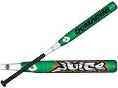 demarini slowpitch bats juice pitch softball bat