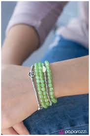 paparazzi accessories playing it cool green