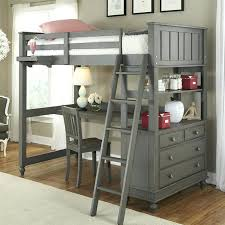 Bunk Bed With Storage And Desk Bunk Bed With Desk On Bottom Size Of Roomtwin Loft