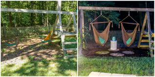 Backyard Swing Ideas Backyard How To Make A Single Rope Tree Swing How To Build A