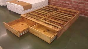 Make Your Own Cheap Platform Bed by Make Your Own Cheap Platform Bed Easy Woodworking Solutions