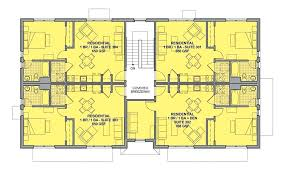 multifamily house plans plans multifamily house plans modern decorating multi family duplex