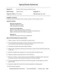 Exles Of Resumes Qualifications Resume General - labourer resume exles general laborer objective manual warehouse
